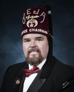 Jim Van De Hey Circus Chairman