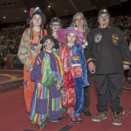 Shriners and Clowns