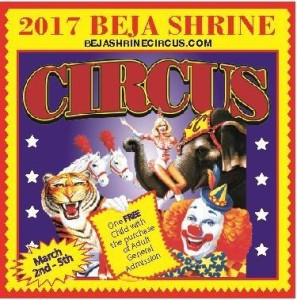 2017 Beja Shrine Circus